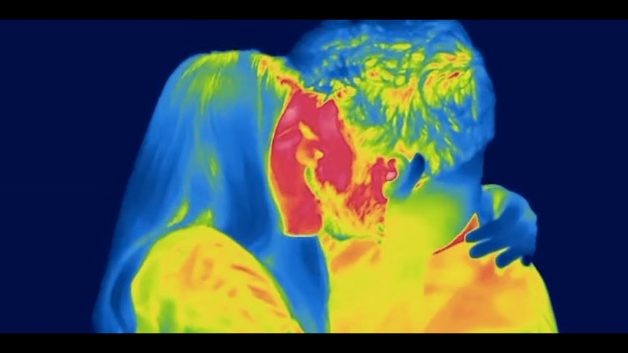 Thermal Camera - Kiss Me - YouTube