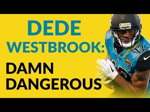 Dede Westbrook Is A Late Round Sleeper Whose Talent Makes A Fantasy Football Breakout Possible