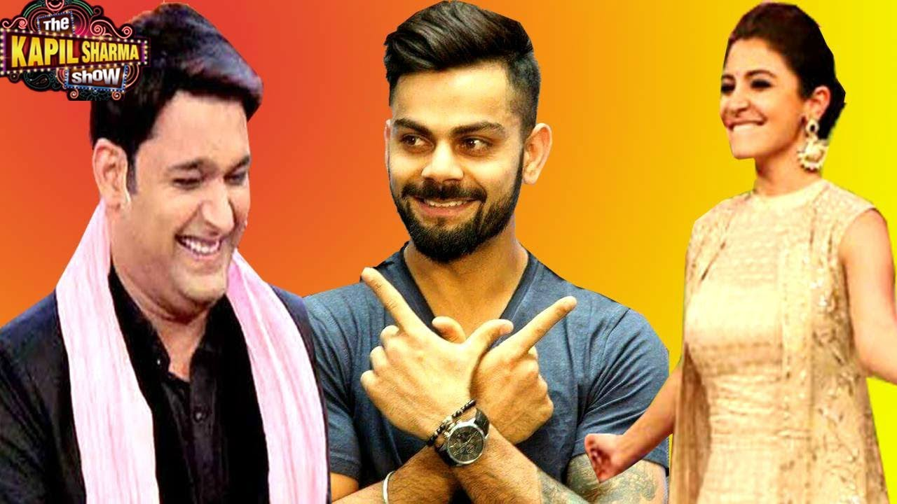 Anushka Sharma & Virat kholi in Kapil Sharma Show 2018 - Kapil Sharma  Latest Episode 2018