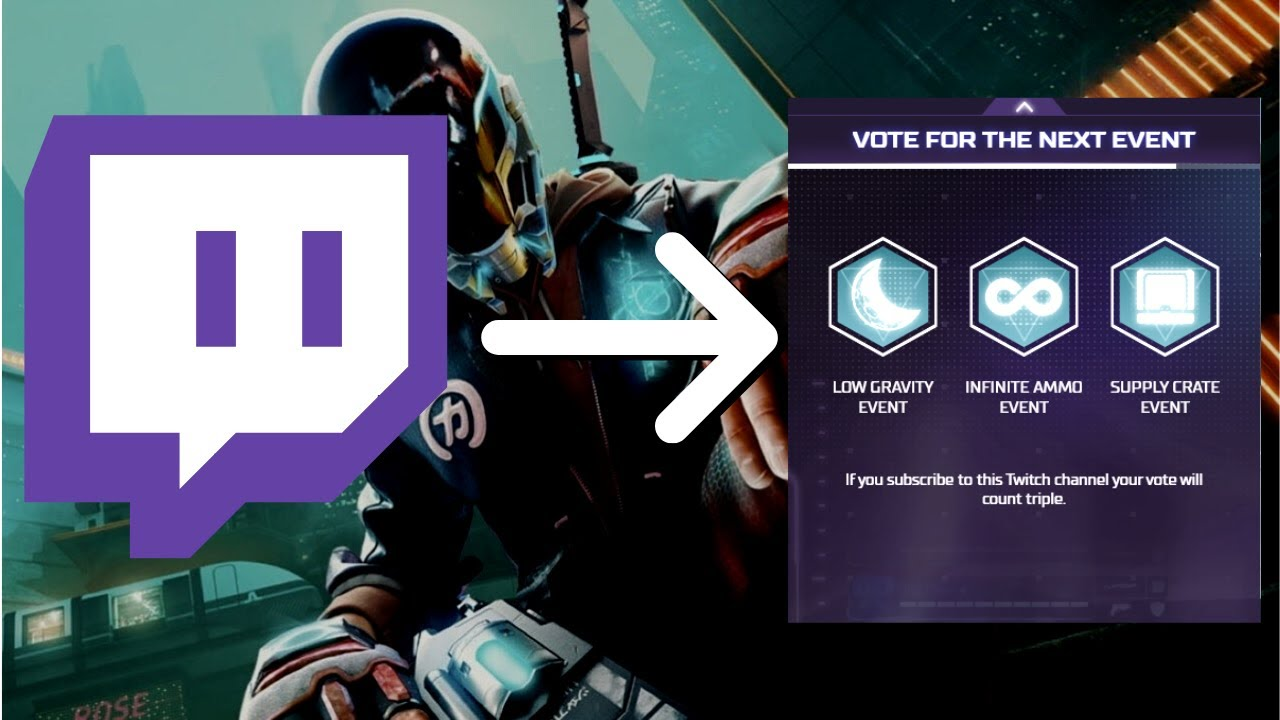How to Set Up Hyper Scape **TWITCH VOTING EXTENSION** (Hyper Scape ...