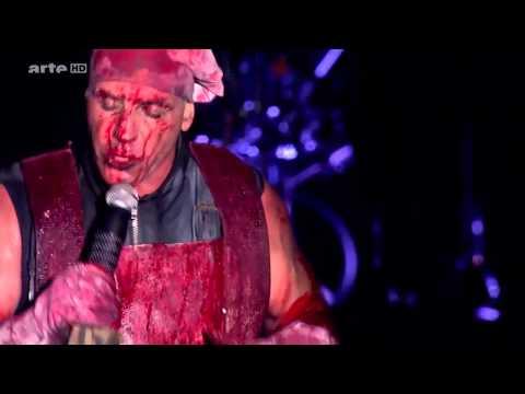Rammstein  Mein Teil Hurricane Festival 2013