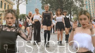 Gambar cover [KPOP IN PUBLIC] Red Velvet(레드벨벳) - PSYCHO | Dance cover by CiME from Vietnam