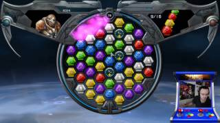 Puzzle Quest: Galactrix (#003) From the Brink of Death!
