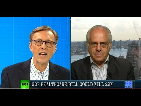 Dr. Richard Wolff - The Death Economy, Opioids & Capitalism Exposed