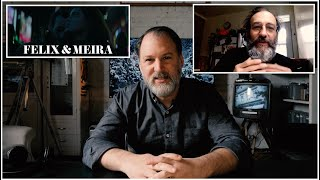 Canadian Culture Through Film - 10 - The Mile End : Felix & Meira - actor Martin Dubreuil interview