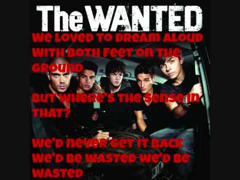 Golden - The Wanted Lyrics
