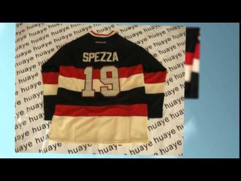 18USD Cheap NHL Jerseys Ottawa Senators 19 Jason Spezza Wholesale