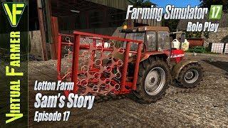 GRASS CARE | Sam's Story, Episode 17: Farming Simulator 17 Role Play
