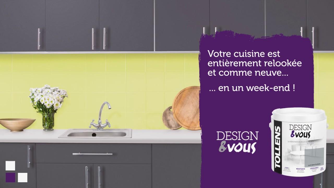 r nover sa cuisine avec la peinture design vous tollens