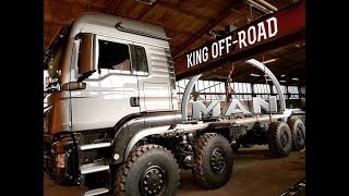 King Off Road Military Trailer mov