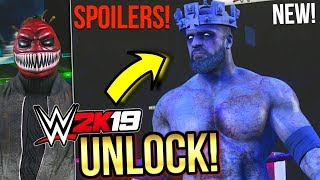 WWE 2K19 - SPOILER! UNLOCK ZOMBIE HHH & More Crazy Characters! (#WWE2K19 Gameplay)