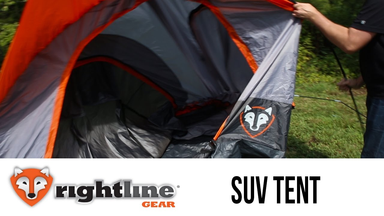 In the Garage™ with Performance Corner® Rightline Gear SUV Tent & In the Garage™ with Performance Corner®: Rightline Gear SUV Tent ...