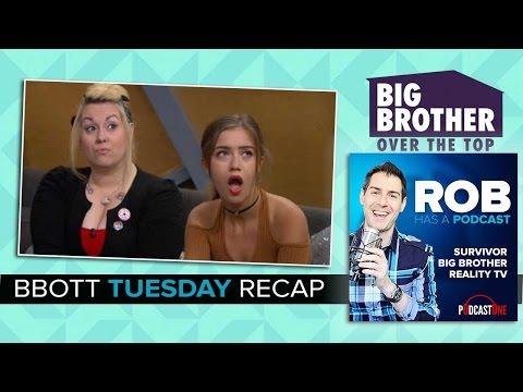 Big Brother OTT Tuesday Recap   Nov 15