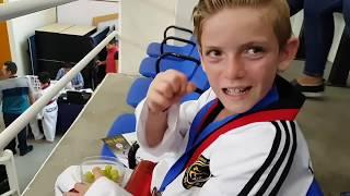 Torneo de taekwondo  by santi vega