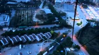 Спуск с башни Паттайя парк отель Тайланд(Развлекуха в Тае., 2013-07-08T13:17:25.000Z)
