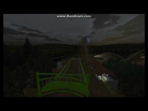 Lightning Rider - NoLimits 2