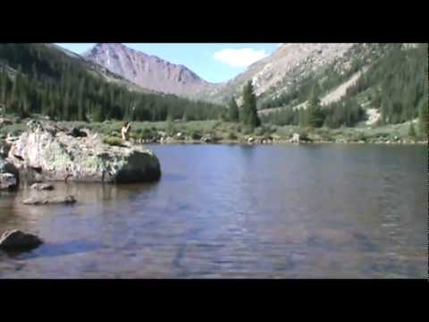 Fly Fishing For Cutthroat At Fryingpan Lakes