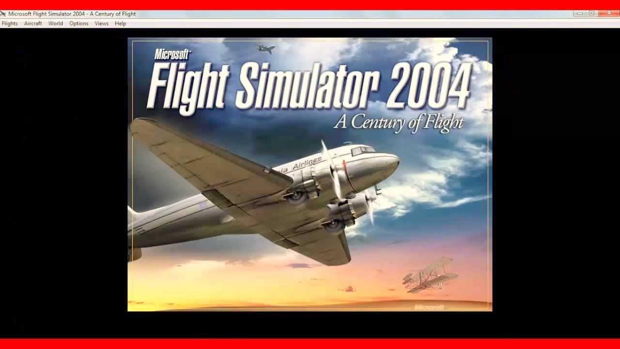 como baixar e instalar a atualização do fs 2004