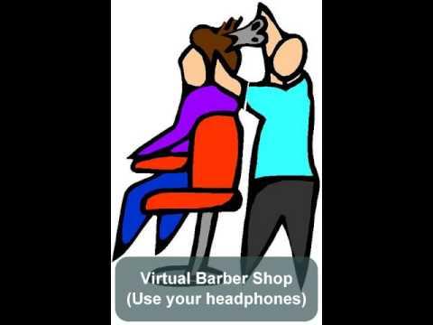 Virtual Barber Shop 3D Audio (High Quality Version)