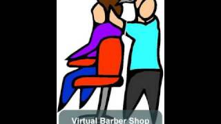Virtual Barber Shop 3D Audio (High Quality Version)