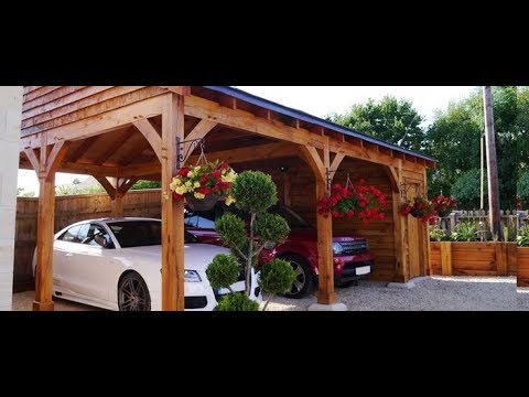 Must Look 24 Carport Ideas Attached To House Uk 2018 Youtube