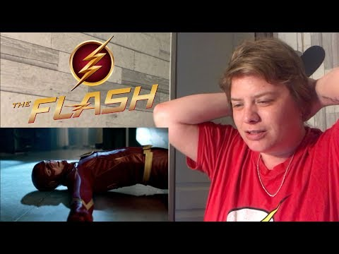 The Flash - 4x18 [ Lose Yourself ] Reaction