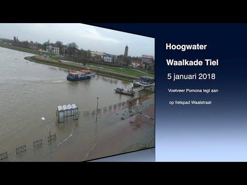 20180105 Tiel Hoogwater Waal