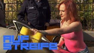 Sexy Autowäsche: Verrückte Folgen einer Home-Party | Auf Streife | SAT.1 TV