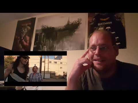The Disaster Artist Trailer #1 Reaction