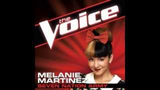 Baixar - Melanie Martinez Seven Nation Army The Voice Studio Version Grátis