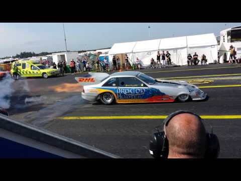 DHB Jet car 15000 HP from danish fastest car