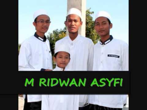 M.Ridwan Asyfi Wa Syauqoh
