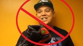 THE TRUTH With Exposing Dj Delz Sneaker Addict With Fake Shoes! FACTS ONLY!