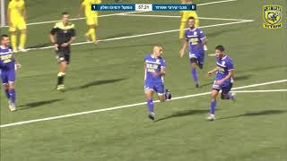 תקציר: ליגה א' דרום מחזור 2 | מכבי עירוני אשדוד - ירמיהו חולון (2:1)