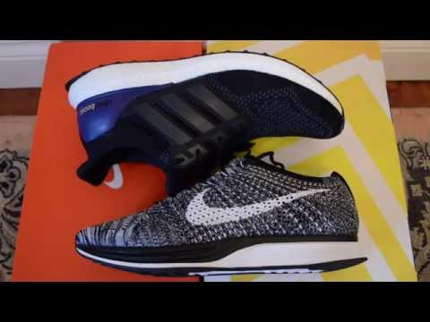 adidas-ultra-boost-vs-nike-flyknit-racer-comparison-review-+-on-feet
