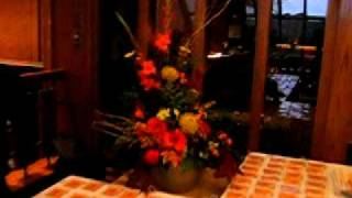 Marrygolds Floralscaping - Wine Appreciation Venue; Calgary Petroleum Club2