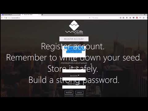 How to buy tokenloyalty.io tokens on Waves DEX | FINAL ICO DATE 16th JAN, 2018!