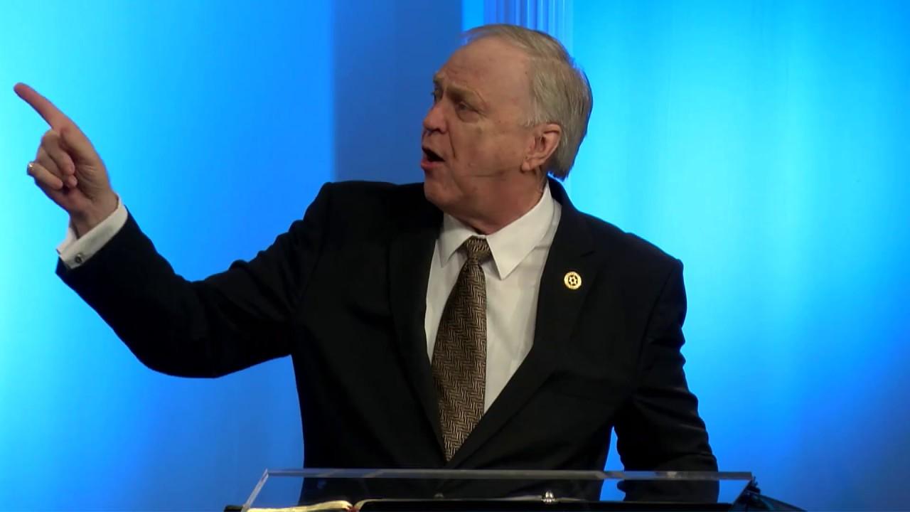 Understanding Death - Dr. Larry Ollison - YouTube