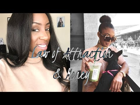 THE LAW OF ATTRACTION & MONEY | COLLAB WITH BRITTANYTHEHOST | HOW TO MANIFEST MULTIPLE STREAMS OF IN