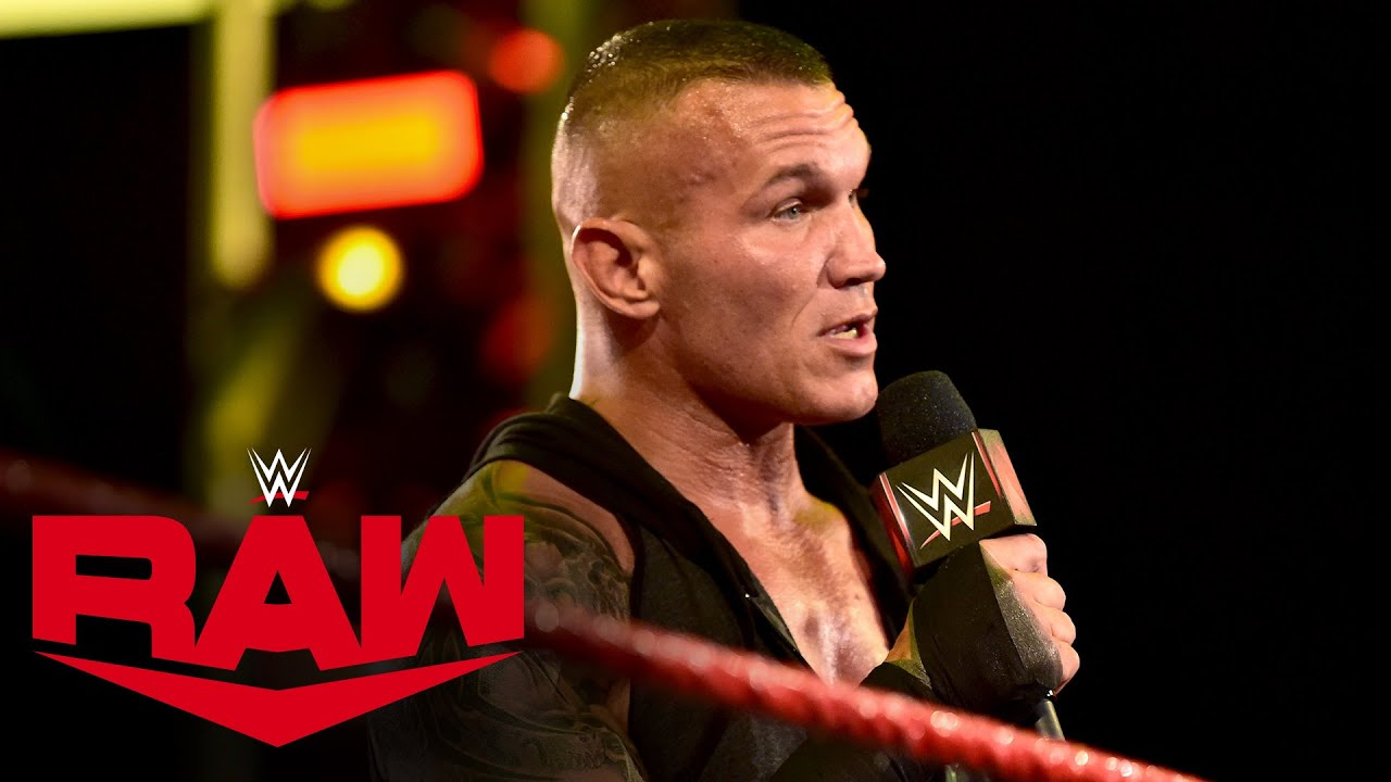 Randy Orton calls out Drew McIntyre for SummerSlam: Raw, July 27 ...