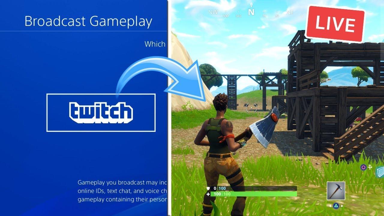 Panduan Streaming Game PS5 di Twitch