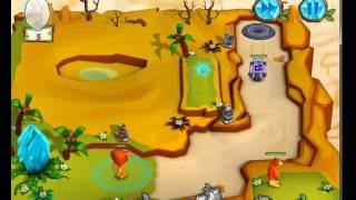 Обзор игры Джунгли против Дроидов - Jungle Vs Droids [kazualgame.com]