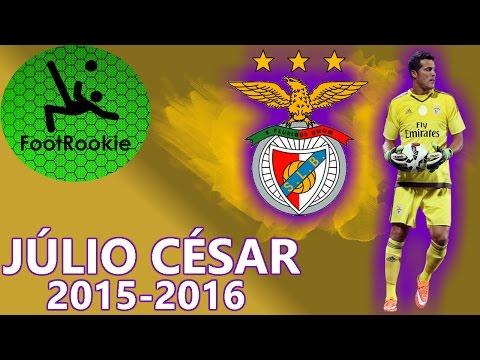Júlio César • 2015-2016 • Benfica