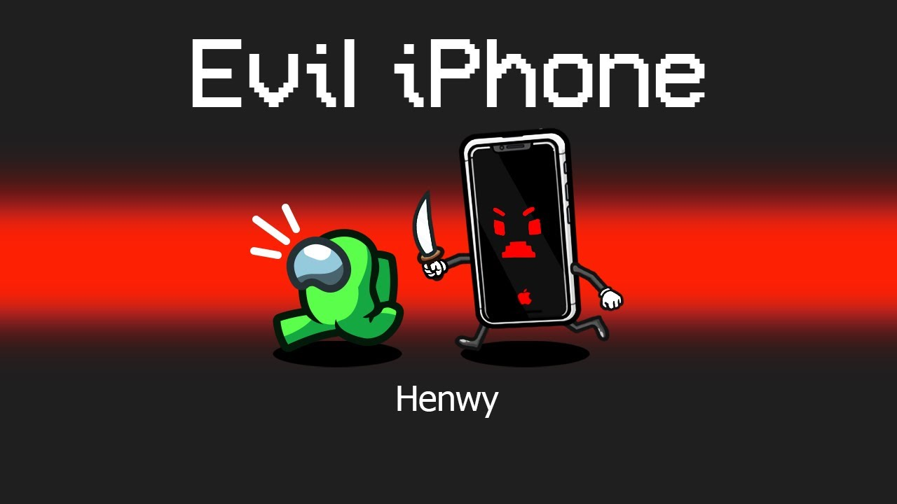 *NEW* EVIL IPHONE IMPOSTOR in AMONG US!