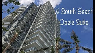 W South Beach - Oasis Oceanfront Suite