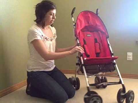 Chicco Capri Stroller Review - YouTube