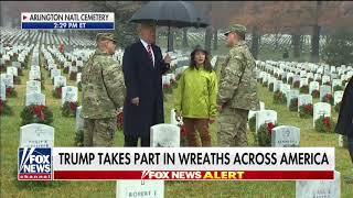 President Trump takes part in Wreaths Across America Fox News