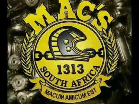 MAC'S MCC  1313   SOUTH AFRICA