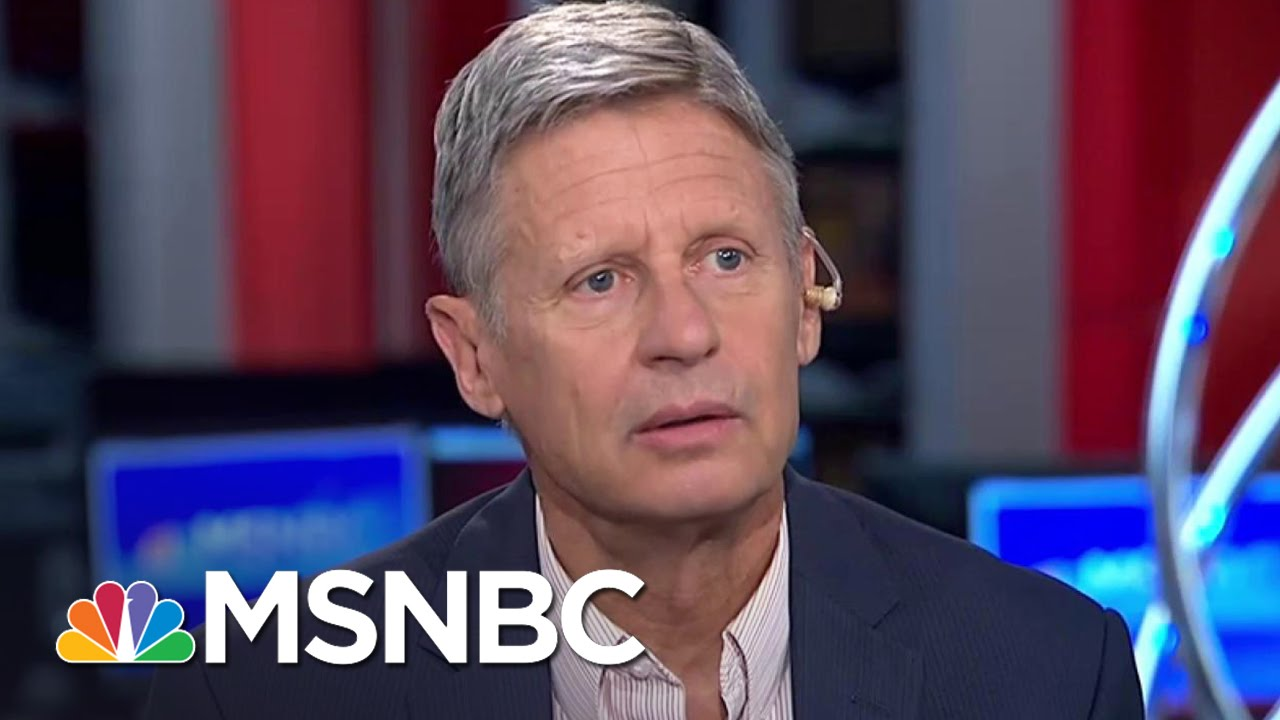 maxresdefault gary johnson asks 'what is aleppo?' morning joe msnbc youtube