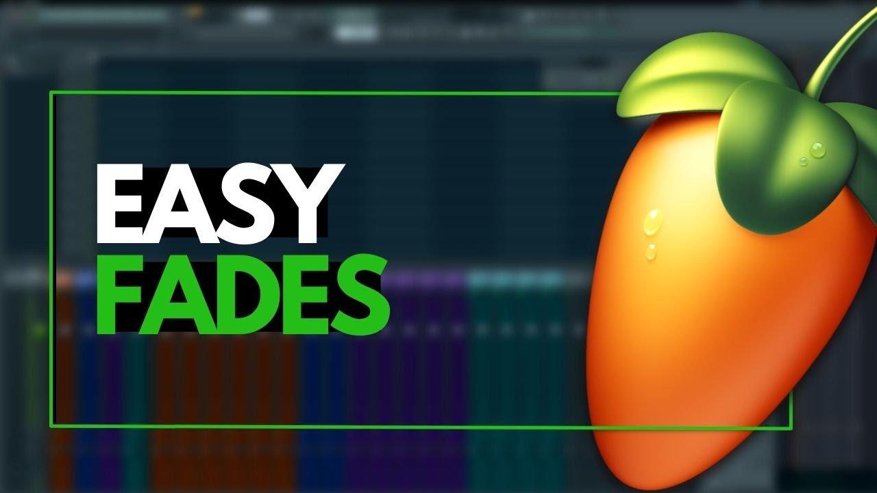 fl studio 20 fade how to fade audio in fl 20
